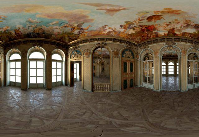 3D - Chancellerie Grand Salon / ©Arcanes