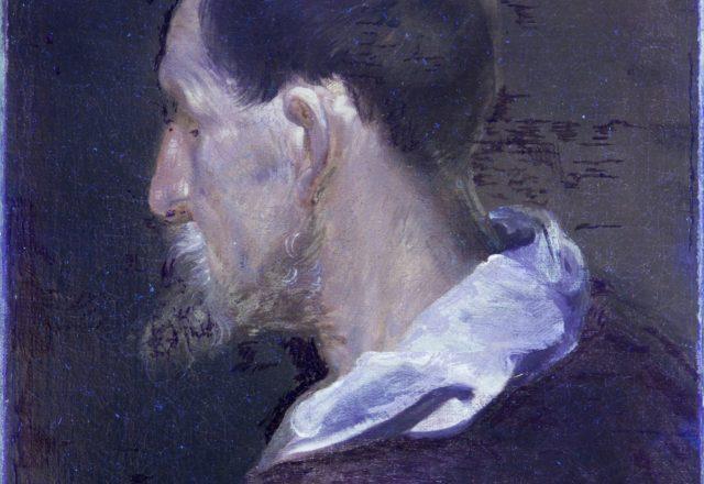 Van Dyck, lumière ultraviolette / ©Arcanes