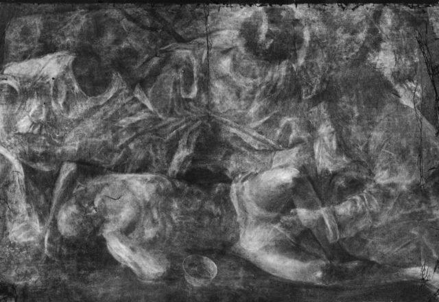 Vue générale en radiographie de rayon X / © Arcanes