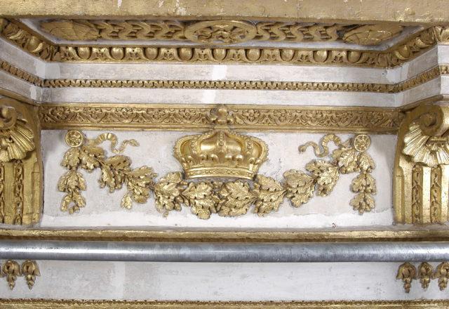 Après restauration - Galerie des Glaces, Château de Versailles / ©Arcanes